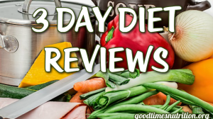3 Day Diet Reviews