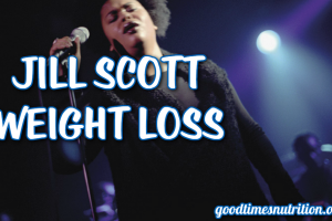 Jill Scott Weight Loss