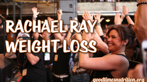 RACHAEL RAY WEIGHT LOSS