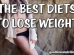 The Best Diets to Lose Weight