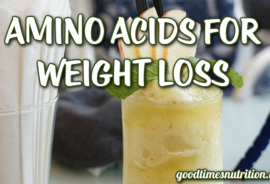 Amino Acids For Weight Loss